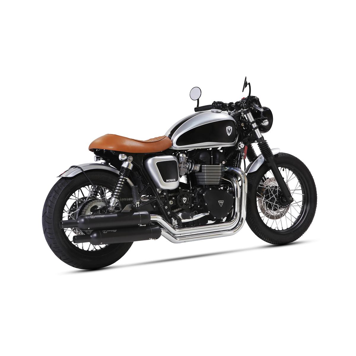 Scrambler seat triumph single Classic Motorcycle