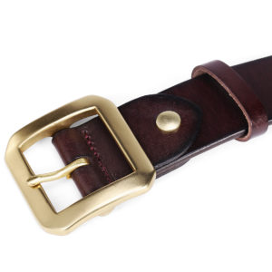 BELT BROWN 1